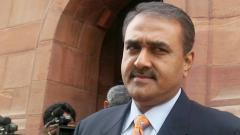Praful Patel denies any wrongdoing, says will cooperate with ED