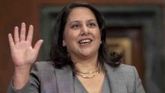 Indian-American Neomi Rao sworn in as judge of powerful US court