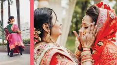 New-age brides go vintage