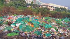 PMC, PMRDA pass the buck for garbage spot at Hinjawadi