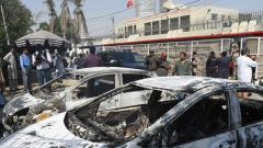Terror attack on Chinese consulate in Karachi foiled; 5 killed