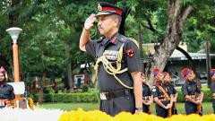 Armed Forces remember the martyrs
