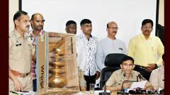 Cops solve Ekvira Devi temple theft case