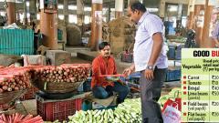 Demand, supply of veggies up due to festive season