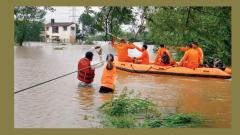 NDRF rescues 7 persons in Maval