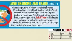 Pune Revenue Dept tops in corruption