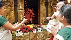 Sankranti, Pongal and Makara Vilakku put city in festive mood