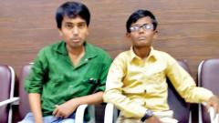 Two brothers with thalassaemia face a tough task