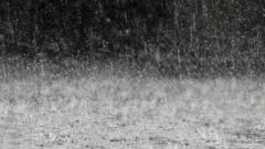 161 pc excess rainfall recorded in the State