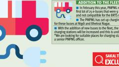 125 more e-buses to be added to city's fleet by August-end