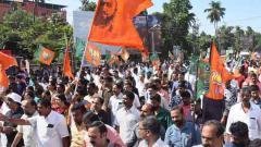 Kerala CM lashes out at BJP