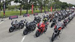 Honda Asian Journey 2018 kick starts through Malaysia to the MotoGP race