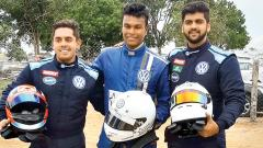 VW Ventos cut above rest as Tharani scores double