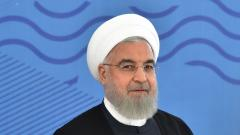 Iran's Rouhani says US 'serious threat to global stability'