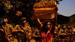 Sri Lanka's Parliament passes no-confidence vote against Prime Minister Rajapaksa