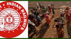 Railways start work under MGNREGA scheme