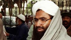 UN designates Jaish-e-Mohammed chief Masood Azhar as global terrorist