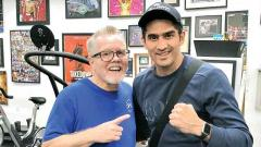 Vijender signs legendary 'Hall of Famer' Freddie Roach as head trainer