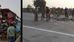 8 killed, 30 injured in road accident in UP's Greater Noid