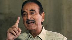 Azad not allowed to leave Srinagar airport, flays Doval