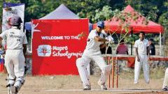 Sadhana record easy win