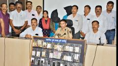Wedding theft: 920 gram stolen gold ornaments recovered from couple