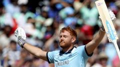 Bairstow slams hundred as England post challenging 337 for 7