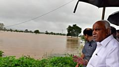 9 dead, 43,000 people evacuated as flood, rains hit Karnataka