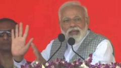Modi pitches for full-majority govt