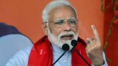 PM greets people of Telangana on Statehood Day