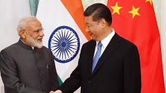 PM Modi meets Chinese President Xi in Bishkek