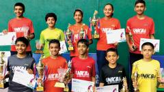 NKBA players win five titles