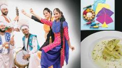 Savouries and sweets for Sankranti