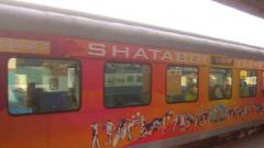 Pune-Secunderabad Shatabdi tops All India Railway survey