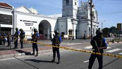 7 Lankan suicide bombers involved in Easter blasts