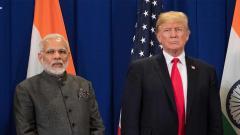 "India's high tariffs ""unacceptable"", says Trump ahead of G20 Summit"