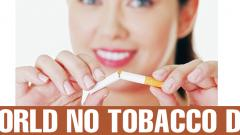 Tobacco use can cause cancer, affect lungs, fertility and heart