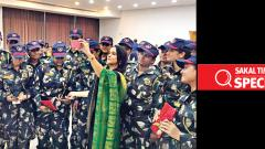 Pune cops to set up SHE teams for women's security