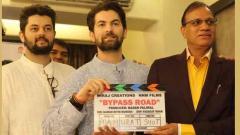 Naman Nitin Mukesh inspired by Leonardo Dicaprio for 'Bypass Road'