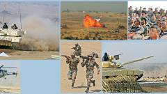 Army displays firepower in Ahmednagar