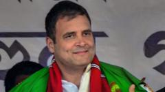 LokSabha 2019: Rahul Gandhi targets Modi for failing on Rs 15 lakh promise