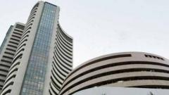 Sensex ends modestly higher; auto, bank stocks slip