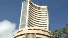 Sensex ends 139 pts higher; TCS rallies nearly 5%