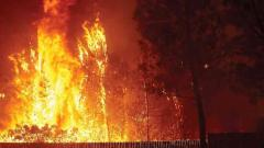 30,000 evacuated following California wildfire