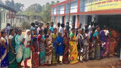 Over 70% vote in Chhattisgarh's red corridor