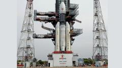 Countdown begins for Chandrayaan-2 lift-off