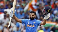 ICC Cricket World Cup 2019: Rohit hits record-equalling fourth ton as India score 314/9