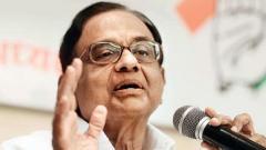 Chidambaram hails Modi's vision