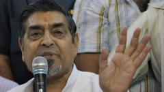 Front seat for Tytler at Cong event: SAD leader says party 'intimidating' witnesses