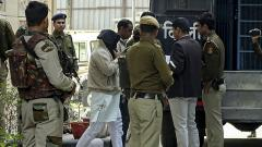 ISIS module case: NIA produces 10 arrested persons before Delhi court